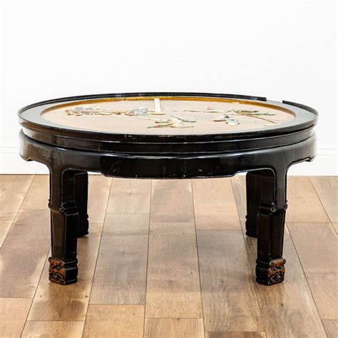 Asian Coffee Table