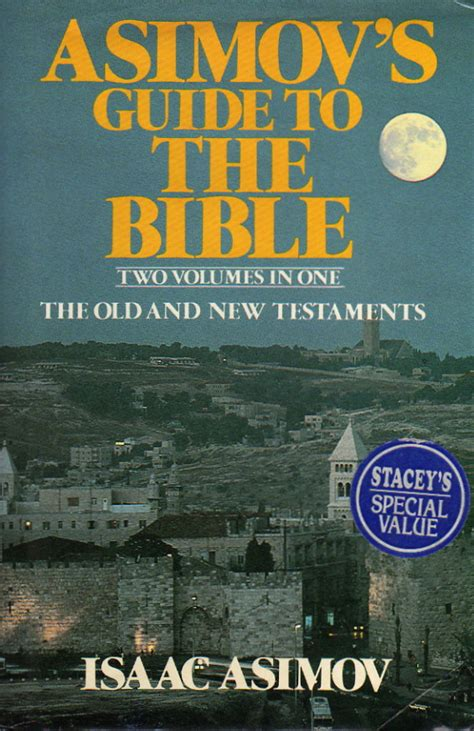 Read Books Asimov's Guide to the Bible: The Old and New Testaments (2 Vol.) Online
