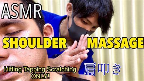asmr shoulder massage youtube martinsextonutube