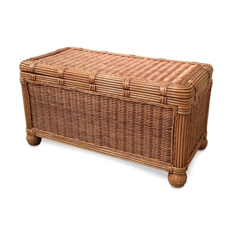 Astley Wicker Trunk