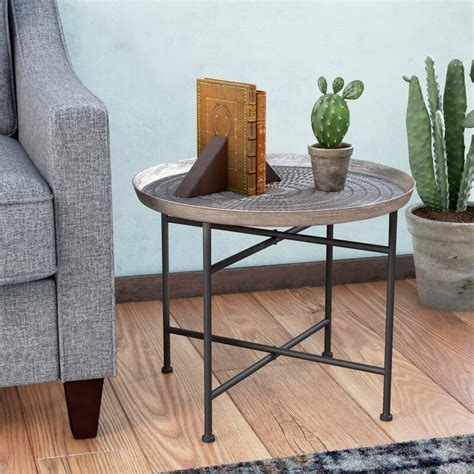 Atascosa End Table
