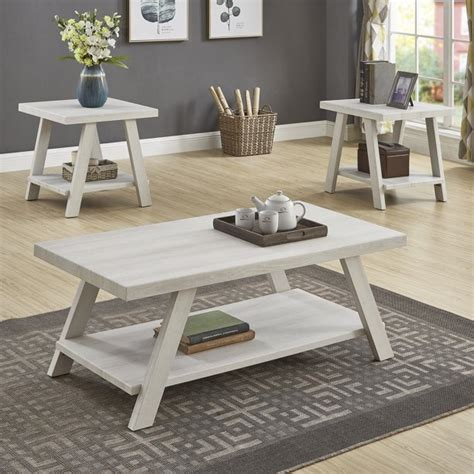 Athens End Table With Storage