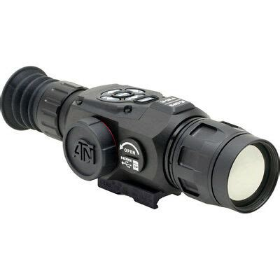 Rifle-Scopes Atn Thor Hd 4.5-18x 384x288 50mm Thermal Rifle Scope Reviews.