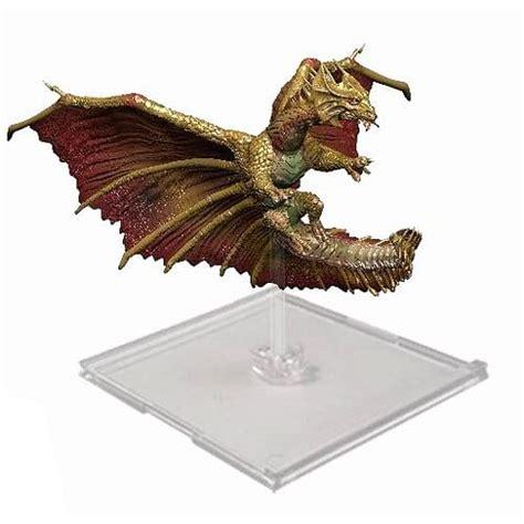 Brass Attack Wing Brass Dragon.