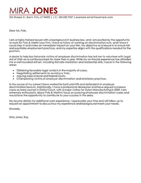 Cover Letter Lawyer Job Attorney Resume And Cover Letter Advice Bcgsearch
