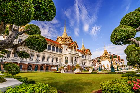 Court Dress Code Malaysia Attractions The Grand Palace Thailand