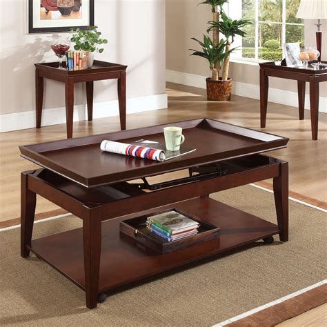 Aubrey Coffee Table Set (Set of 3)