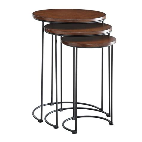 Audrey 3 Piece Nesting Tables