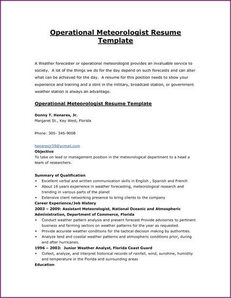resume templates australia download