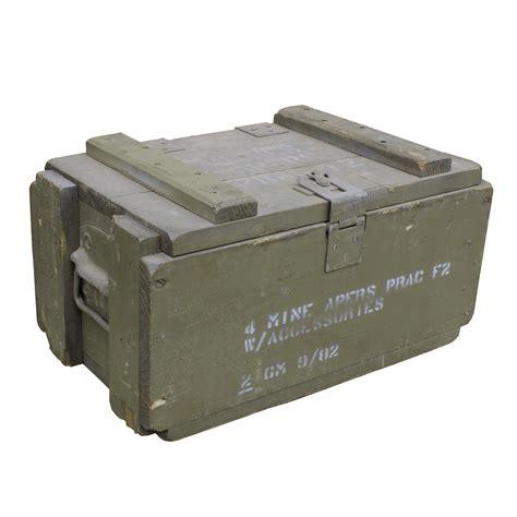 Ammunition Australian Army Ammunition Box.