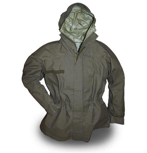 Army-Surplus Austrian Army Surplus Gore Tex Jacket.