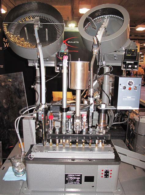 Ammunition Automated Ammunition Loading Equipment.