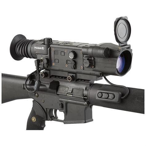 Rifle-Scopes Automatic Rifle Scope.