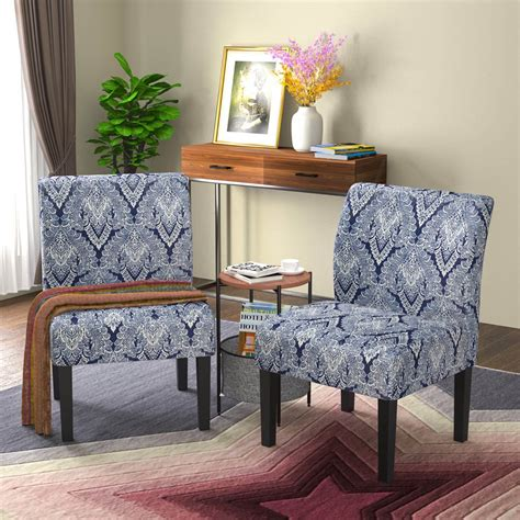Avalon Fabric Side Chair (Set of 2)