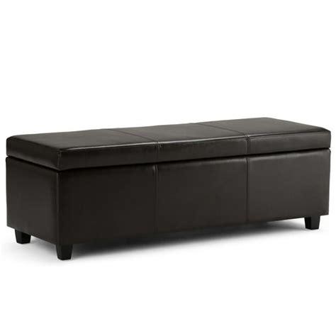 Avalon Large Storage Bench bySimpli Home