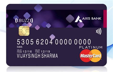 Axis Bank Credit Card Quick Payment Buzz Credit Card Credit Card For Online Shopping Axis Bank