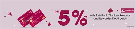Axis Bank Credit Card Offers On Movie Tickets Movie Ticket Offers Offers Bookmyshow