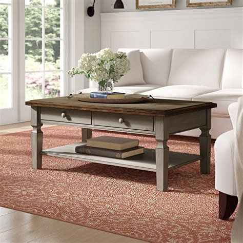 Ayube End Table with Storage Glide Top Open