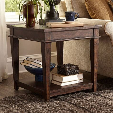 Azalea End Table