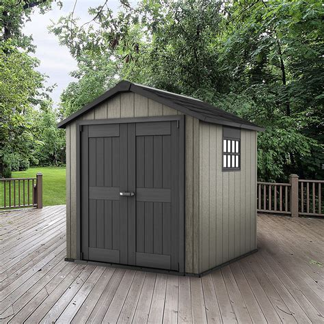 B And Q Metal Sheds