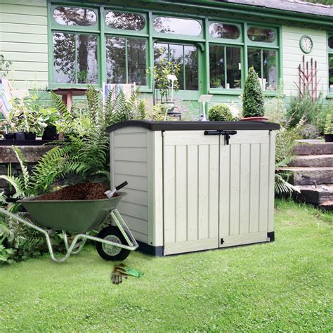 B And Q Storage Sheds
