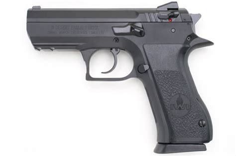 Desert-Eagle Baby Desert Eagle Ii 9mm Polymer Semi-Compact Review.