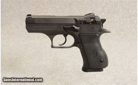 Desert-Eagle Baby Desert Eagle Ii 9mm Steel Compact 12 Round Review.
