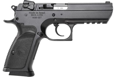 Desert-Eagle Baby Desert Eagle Ii 9mm Steel Full Size Review.