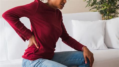back pain exercises and stretches on bed