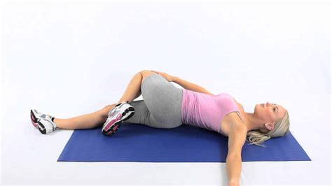 back pain from over stretching knee