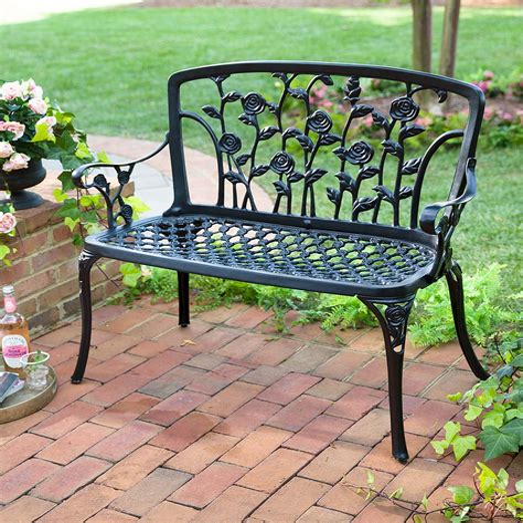 Backyard Bench Seating