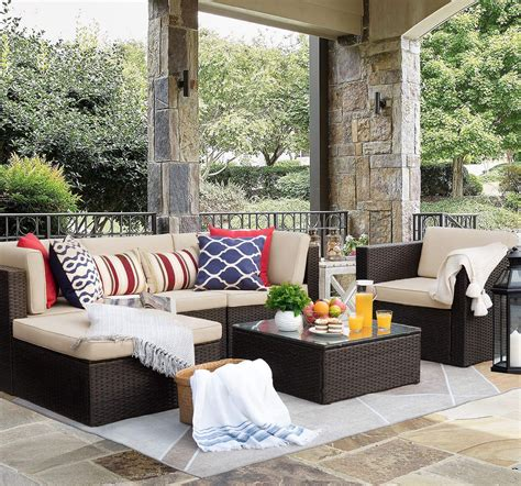 Backyard Furniture Set