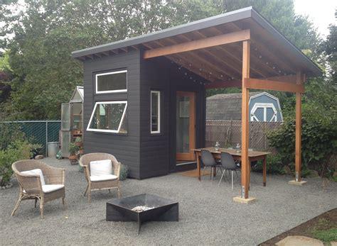 Backyard Shed Office Plans