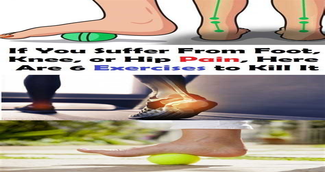 bad knee causes hip pain