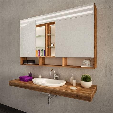 Bad Spiegelschrank Vollholz