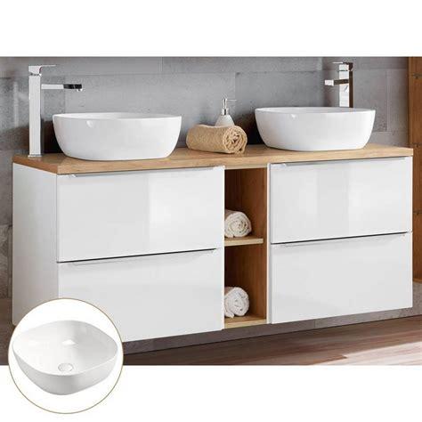 Bad Unterschrank Doppelwaschbecken