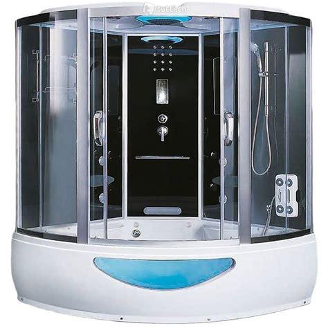 Badewanne Dusche Whirlpool Dampfsauna In Einem System