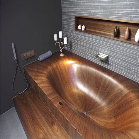 Badewanne Holz