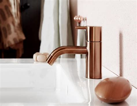 Badezimmer Armaturen Kupfer