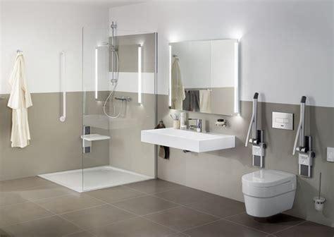 Badezimmer Behindertengerecht Gestalten