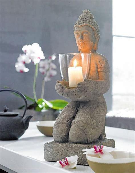 Badezimmer Deko Buddha