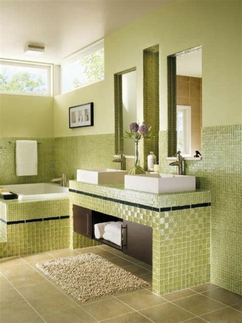 Badezimmer Farbig Gestalten