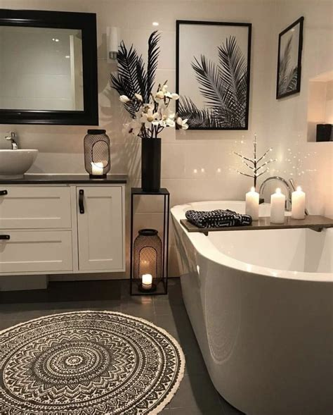 Badezimmer Modern Dekorieren
