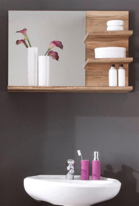 Badezimmer Regal Nussbaum