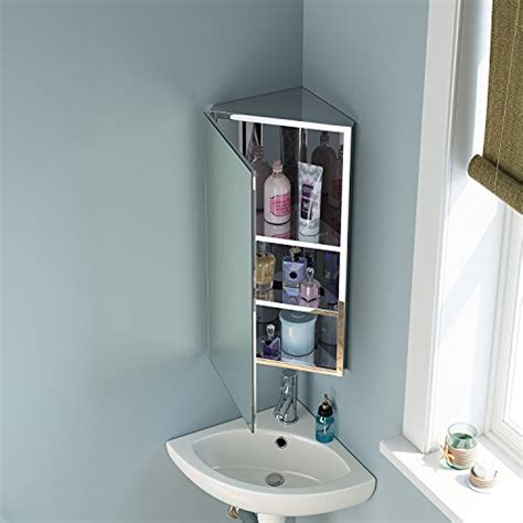 Badezimmer Spiegelschrank Ecke