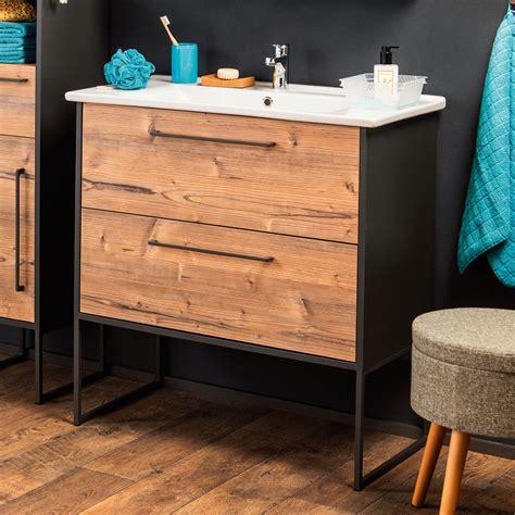 Badezimmer Unterschrank Living Style