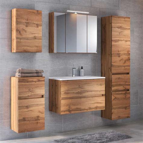 Badezimmermöbel Set Holz