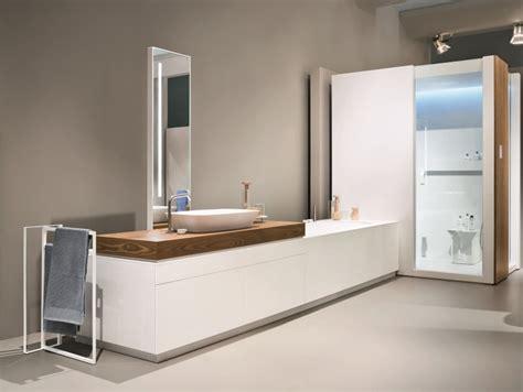 Badezimmermöbel Weiß Mit Holz