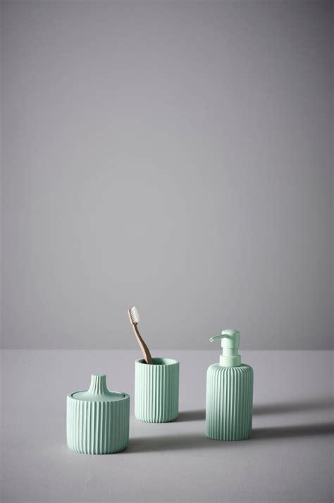 Badezimmertextilien Set