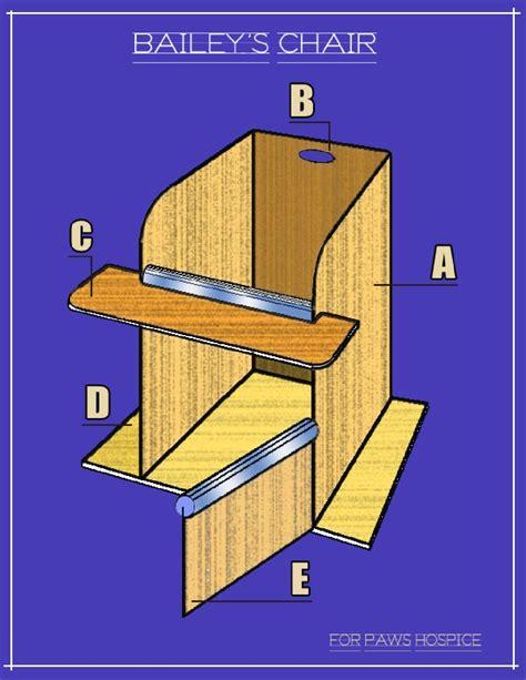 Bailey Chair Plans